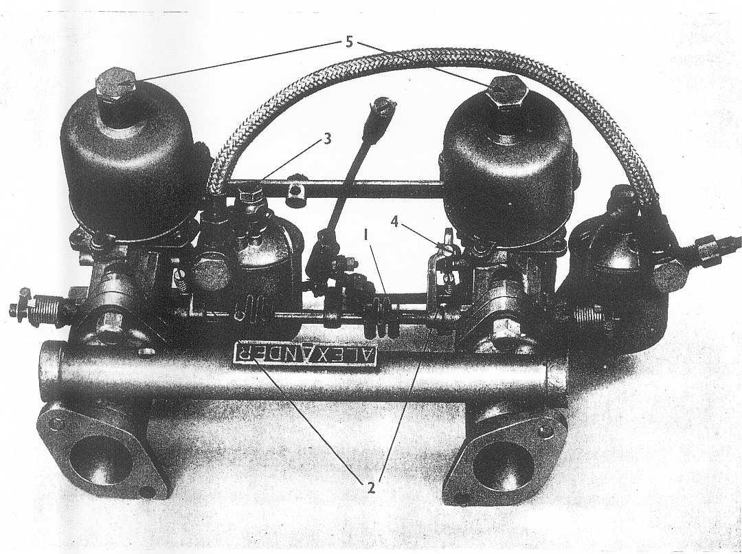 Sabra Handbook Fuel System Pic 11